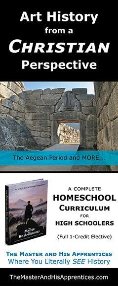 Example of Aegean Art History Period
