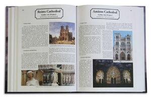 Printed Binder Example (Medieval Cathedrals)