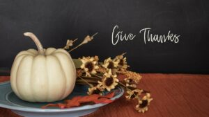 Give Thanks Sale