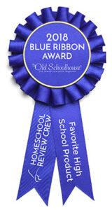Award Winning Curriculum